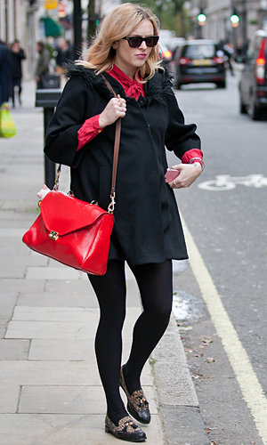Fearne Cotton's latest maternity style is preppy perfection