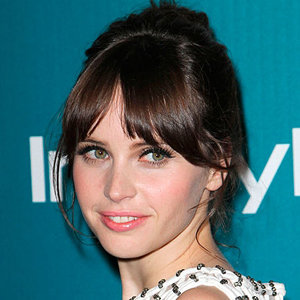 Felicity Jones clears up 50 Shades of Grey movie rumours
