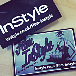Film InStyle comes to you!