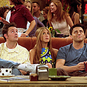Friends's Central Perk comes to central London