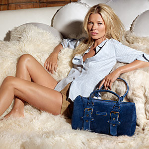 SEE the new Kate Moss ads for Longchamp!