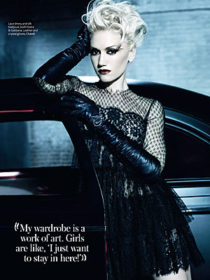 Meet InStyle's July cover star, Gwen Stefani