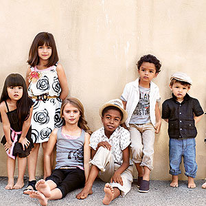DVF to design kids line for Gap