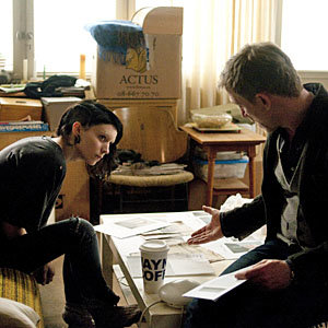 SEE Daniel Craig and Rooney Mara in the NEW Girl with the Dragon Tattoo trailer!