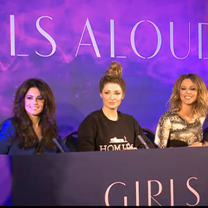 Girls Aloud announce greatest hits album and tour!
