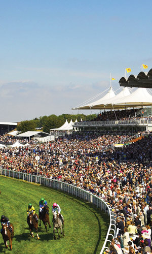 WIN: VIP weekend at Glorious Goodwood plus £150 spree!