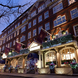 Christmas arrives at The Goring!