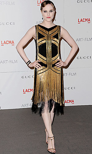 WOW! Evan Rachel Wood and co sizzle in new season Gucci!