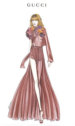 Gucci to design Florence Welch's wardrobe for her upcoming tour