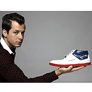 Mark Ronson designs Gucci trainers