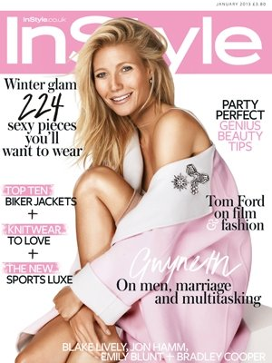 Get the deets on InStyle's cover star Gwyneth Paltrow's journal, goop.com!