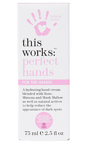 Moisturise with Helping Hands for Kids Company