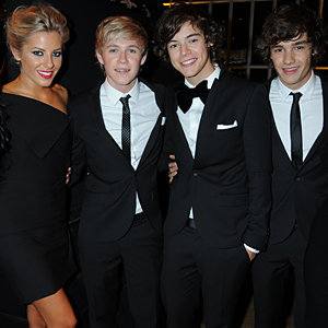 Mollie King thanks Harry Styles for Saturdays shout out