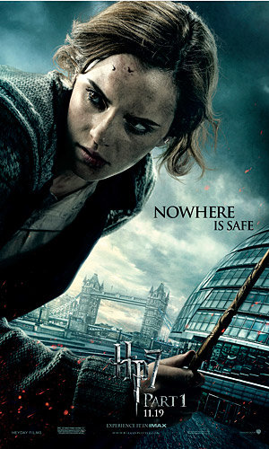 NEW Harry Potter and the Deathly Hallows trailer!