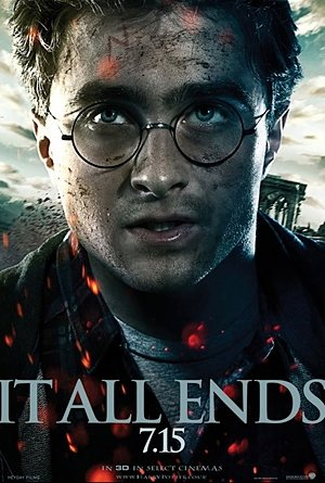 NEW Harry Potter and the Deathly Hallows 2 pics AND Pottermore website launches!