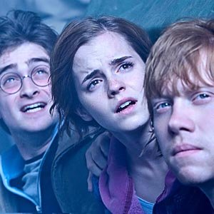 Stay tuned for the new Harry Potter trailer with Daniel Radcliffe, Emma Watson and Rupert Grint!