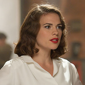 EXCLUSIVE: Hayley Atwell on playing Peggy Carter in Captain America