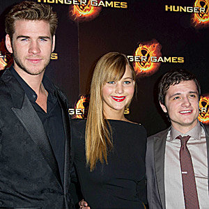 The Hunger Games hits Paris!
