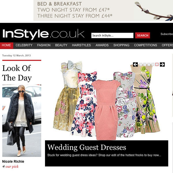 InStyle.co.uk launches new and improved site!