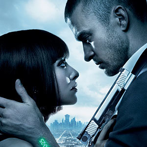 FIRST LOOK: Justin Timberlake as an action hero!