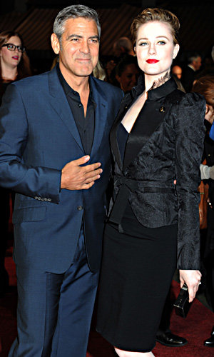Ides of March premiere: George Clooney hits London!