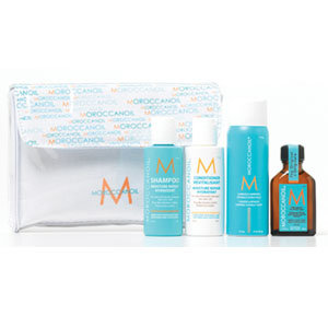 This Friday #InStyleVIP is giving you the chance to win a Moroccanoil Travel Kit!