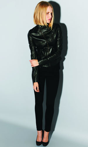 SNAP IT UP: J Brand launch their new collection on Net-A-Porter!