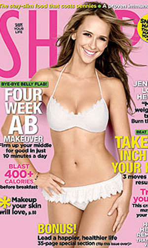 Revealed! Jennifer Love Hewitt's diet secrets
