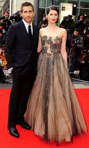 PICS: Gemma Arterton and Jake Gyllenhaal sizzle at Prince of Persia premiere