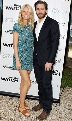 Gwyneth Paltrow goes summer chic at End Of Watch premiere