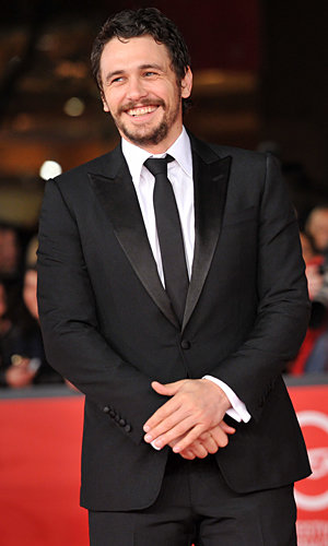 James Franco gives Fifty Shades of Grey movie a thumbs up