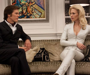 FIRST LOOK: January Jones and co in X-Men: First Class