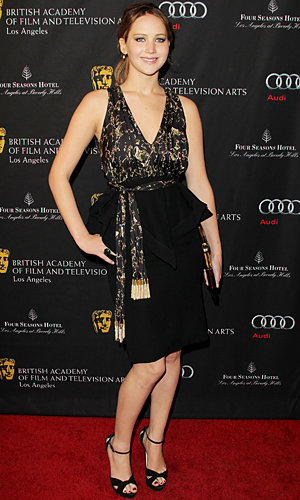 BAFTAs 2013: Who, what, wear!