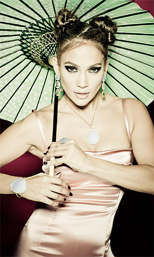 WATCH: Behind-the-shoot for Jennifer Lopez's stunning Tous Jewellery campaign!