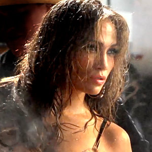 WATCH: Go behind-the-scenes on Jennifer Lopez and Laetitia Casta's stunning shoot for L'Oreal Glam Shine