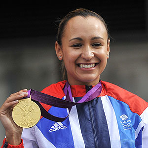 Jessica Ennis and Tom Daley wow at Olympic and Paralympic parade!