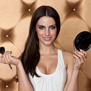 InStyle meets 90210 star Jessica Lowndes to find out her top beauty secrets!