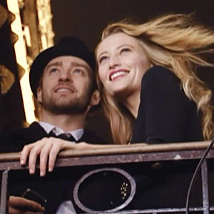 SEE EXCLUSIVE VIDEO: Behind-the-scenes with Justin Timberlake and Noot Seear for Givenchy