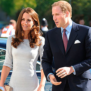 Kate Middleton wows in Amanda Wakeley for official engagement