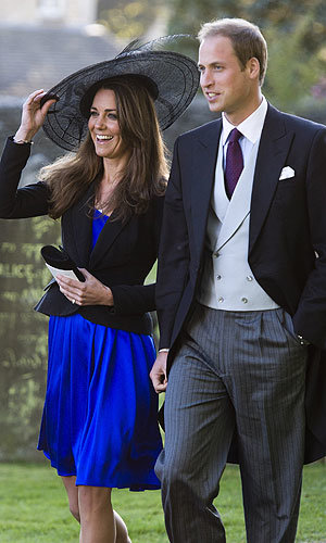 CONGRATS! Prince William and Kate Middleton engaged!