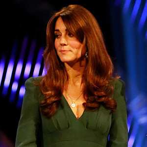 Pregnant Kate Middleton glows in Alexander McQueen at Sports Personality of the Year