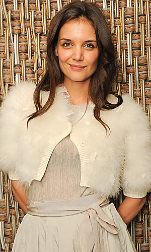 Katie Holmes stars in hair care film