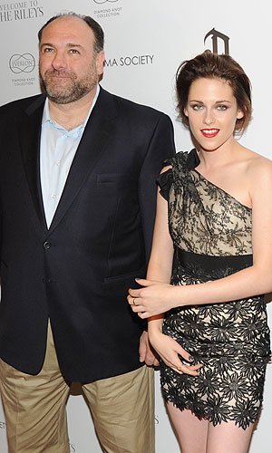 Kristen Stewart goes red carpet glam at Welcome To The Rileys screening!
