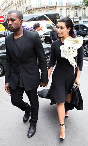 Are Kim Kardashian and Kanye West moving to Paris?