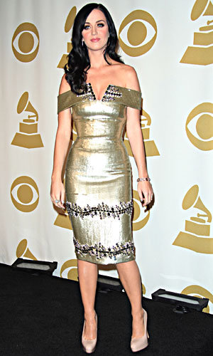 GRAMMY NOMINATIONS: Katy Perry up for Best Album