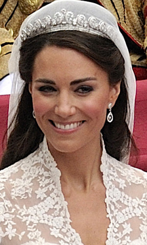 All the details: Kate Middleton's wedding accessories