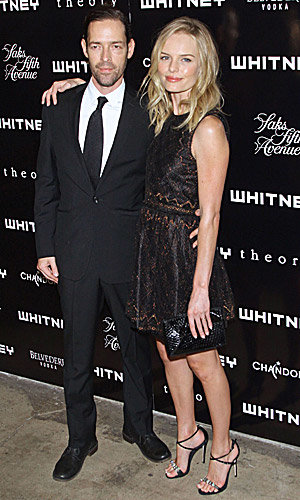 Kate Bosworth wows at the Whitney Art party in New York!