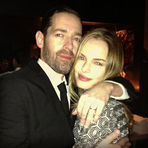 Kate Bosworth and Michael Polish cosy up at Audi Aspen Holiday Party
