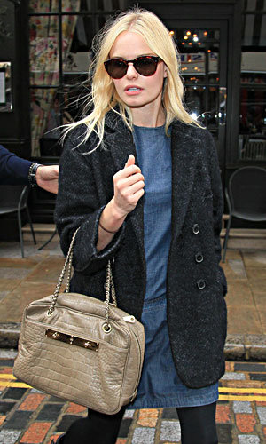 Celebs love Mulberry's Carter bag!