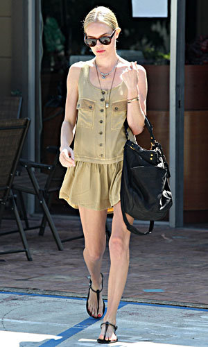 Kate Bosworth's downtime fashion